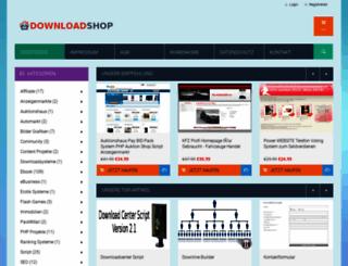 php-scripte.info screenshot