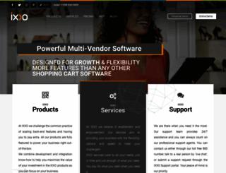 php-shop-system.com screenshot