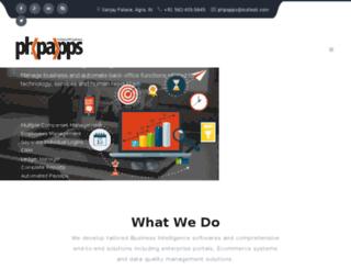 phpapps.net screenshot