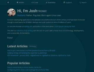 phpave.com screenshot