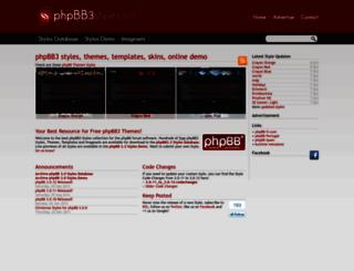 phpbb3styles.net screenshot