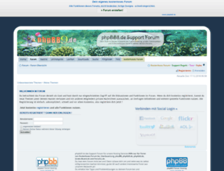phpbb9.de screenshot