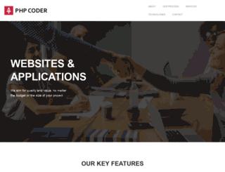 phpcoder.ro screenshot