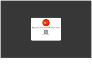 phpframeworks.com screenshot