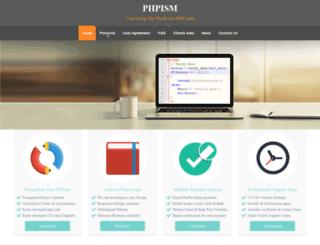 phpism.com screenshot