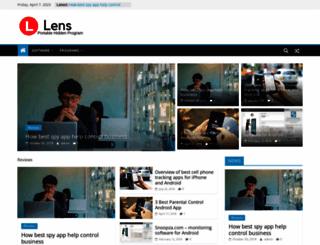 phplens.com screenshot