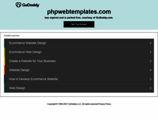phpwebtemplates.com screenshot