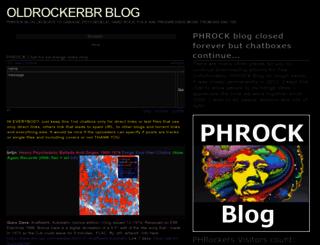 phrockblog.blogspot.com screenshot