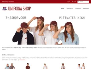 phsshop.com screenshot