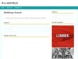 phuket-luxury-hotels.com screenshot