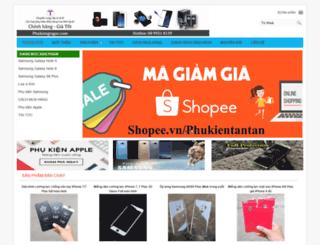 phukiengiagoc.com screenshot
