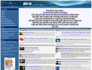 phusaonline.free.fr screenshot