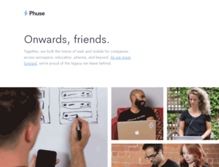 phuse.ca screenshot