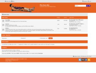 phx-suns.net screenshot