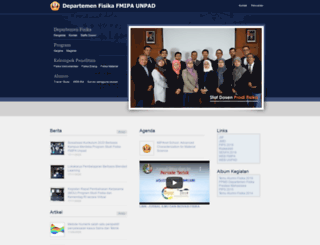 phys.unpad.ac.id screenshot