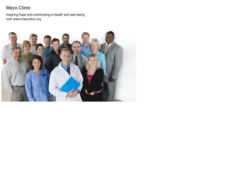 physicians.mayo-clinic-jobs.com screenshot