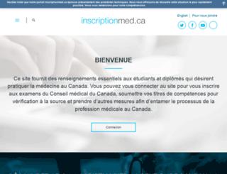 physiciansapply.ca screenshot
