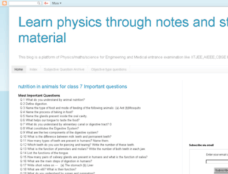 physicsgoeasy.blogspot.in screenshot