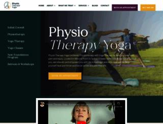 physiobodyandsole.com.au screenshot