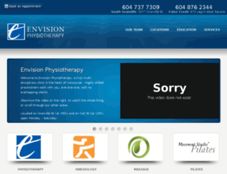 physiohub.com screenshot