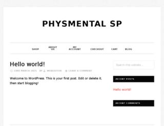physmentalsp.com screenshot