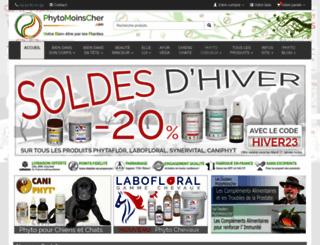 phytomoinscher.com screenshot