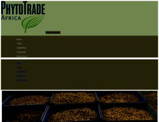 phytotradeafrica.com screenshot