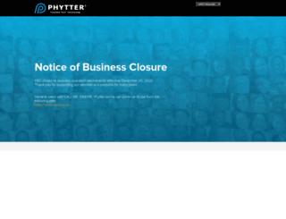 phytter.com screenshot