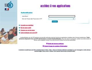 pial.ac-nancy-metz.fr screenshot