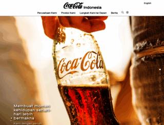 piala.coca-cola.co.id screenshot