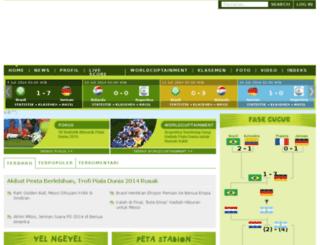 pialadunia.viva.co.id screenshot