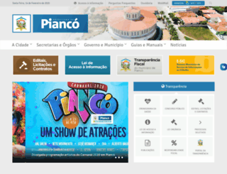 pianco.pb.gov.br screenshot