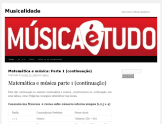 pianetamusica.org screenshot