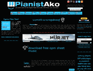 pianistako.blogspot.co.uk screenshot