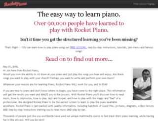 piano-lesso.blogspot.com screenshot