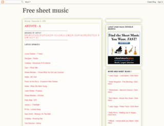 pianoramic.blogspot.com screenshot