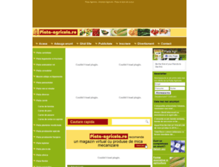 piata-agricola.ro screenshot