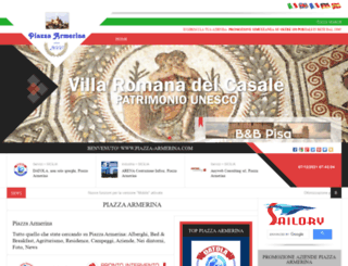 piazza-armerina.com screenshot