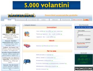 piazzaffarinet.it screenshot