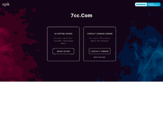 pic.7cc.com screenshot