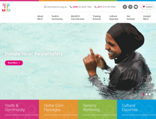 picacnsw.org.au screenshot