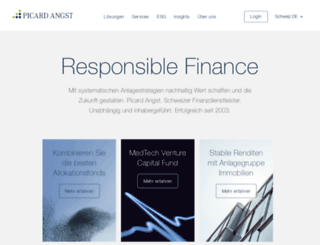 picardangst.ch screenshot