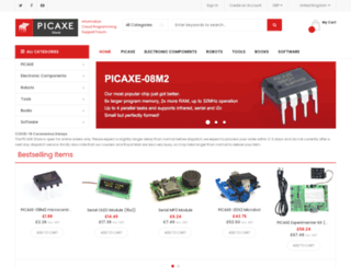 picaxestore.com screenshot