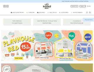 piccolo-house.com screenshot