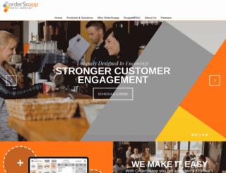piccolopizza.ordersnapp.com screenshot