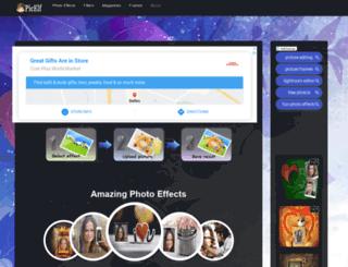 picelf.com screenshot
