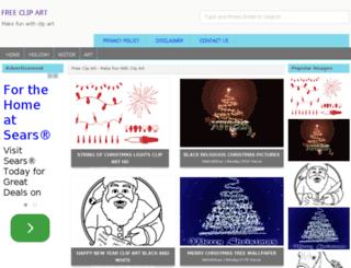 pickclipart.com screenshot