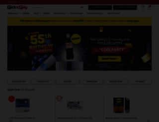 picknpay.co.za screenshot