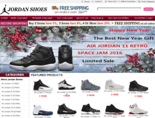 pickretrojordanskicks.com screenshot
