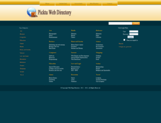 picktu.com screenshot